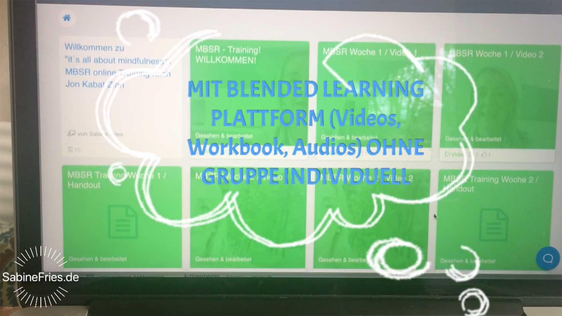 MBSR online Kurs!
