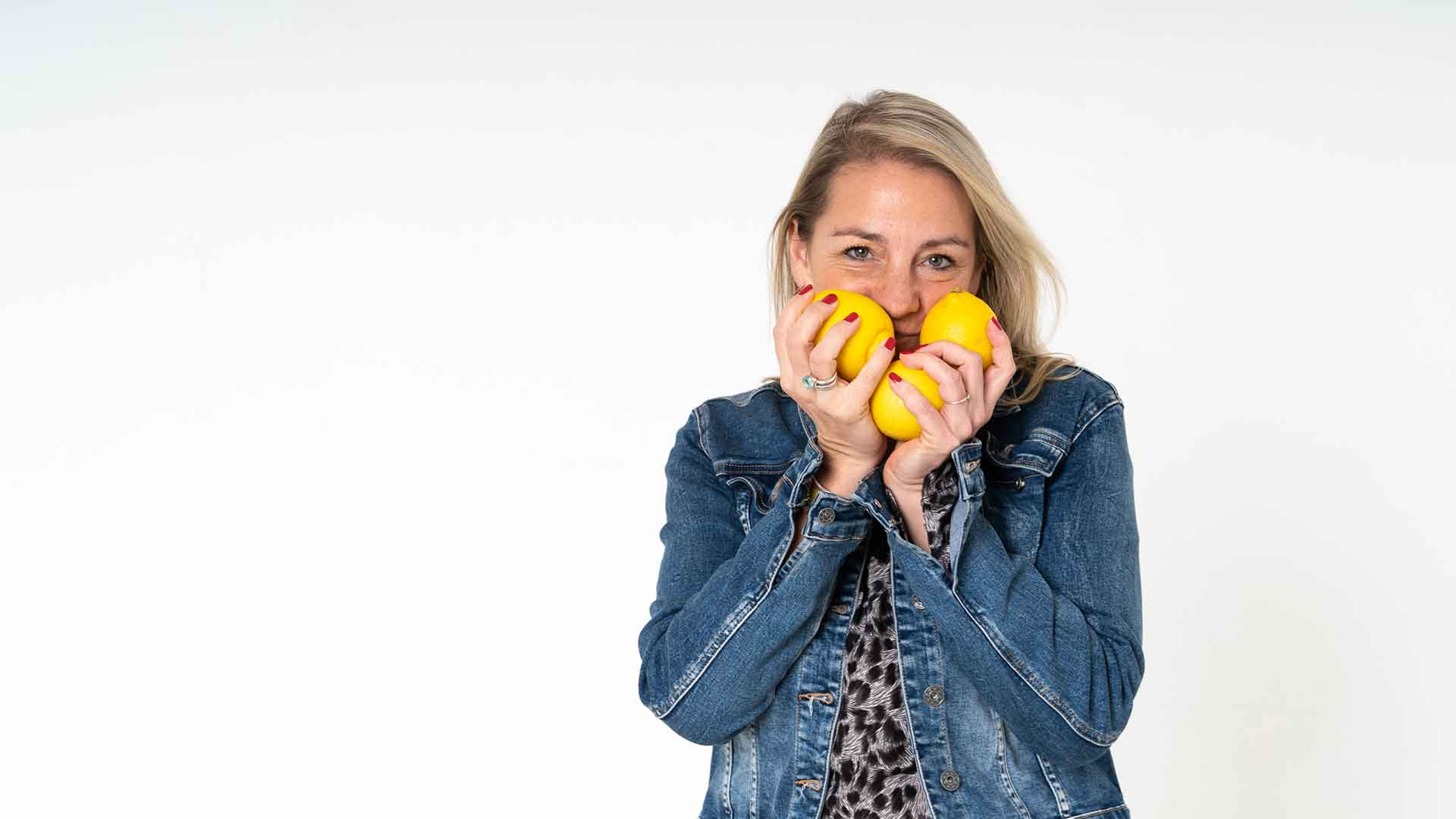 Wenn das Leben Dir Zitronen schenkt, mach Limonade draus!